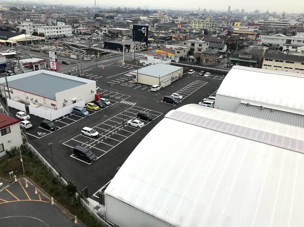 白金通りジョイフル本田前新店舗