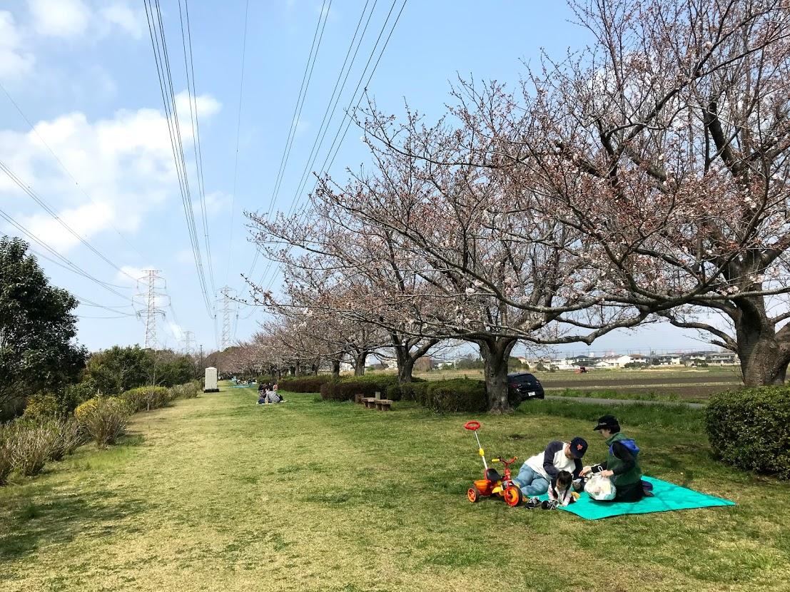 北五井緑道1