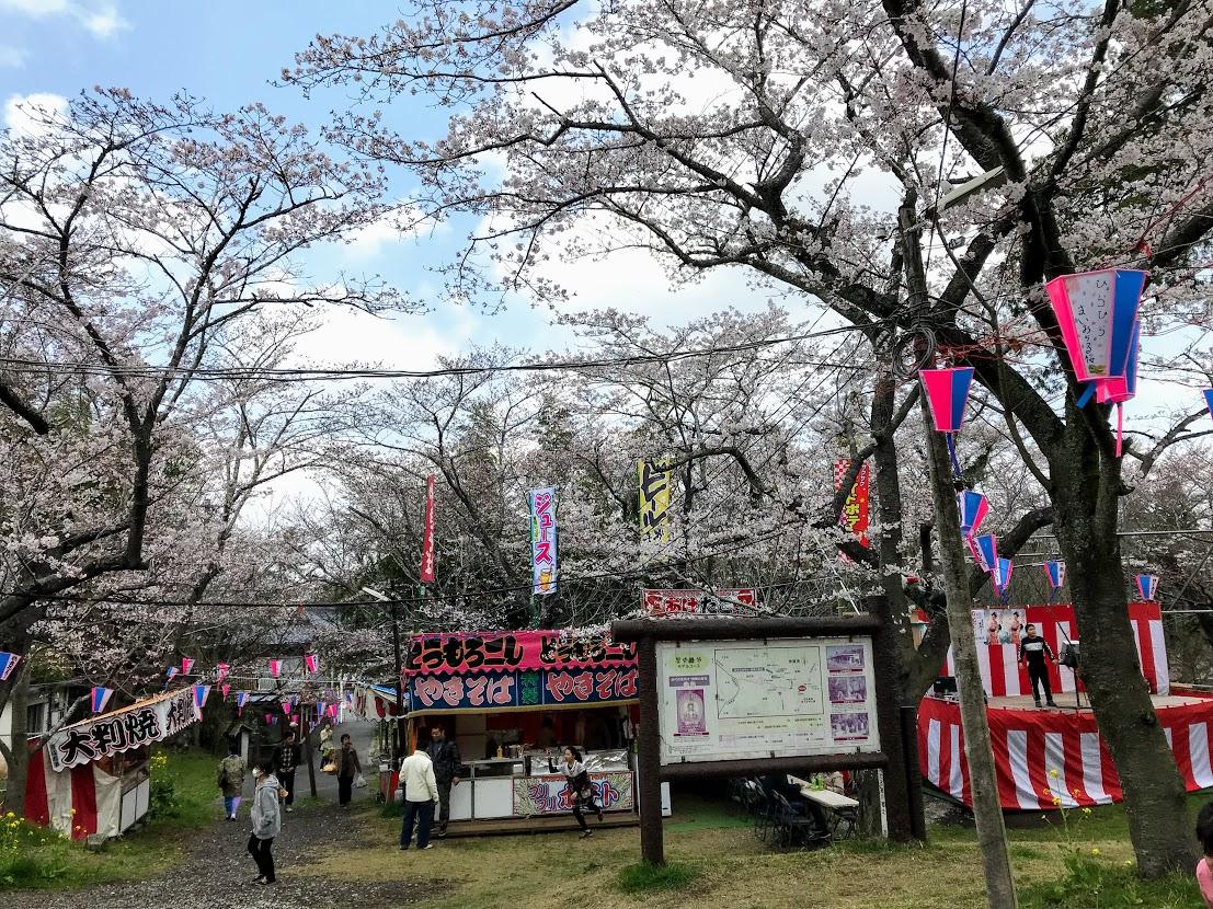 鶴舞花まつりステージ