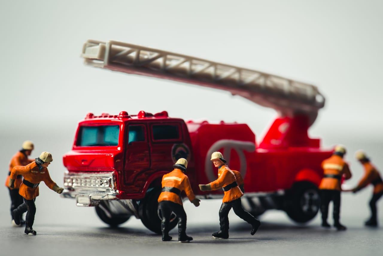 消防イメージ