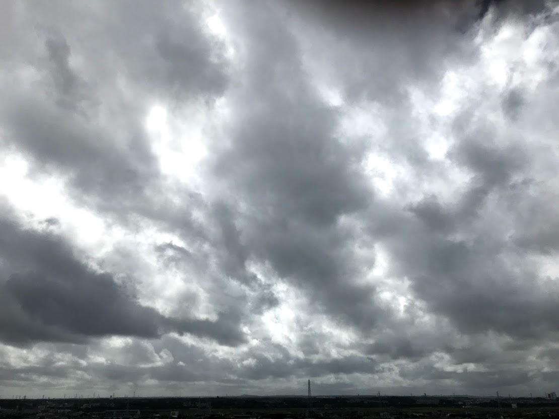 空の様子1
