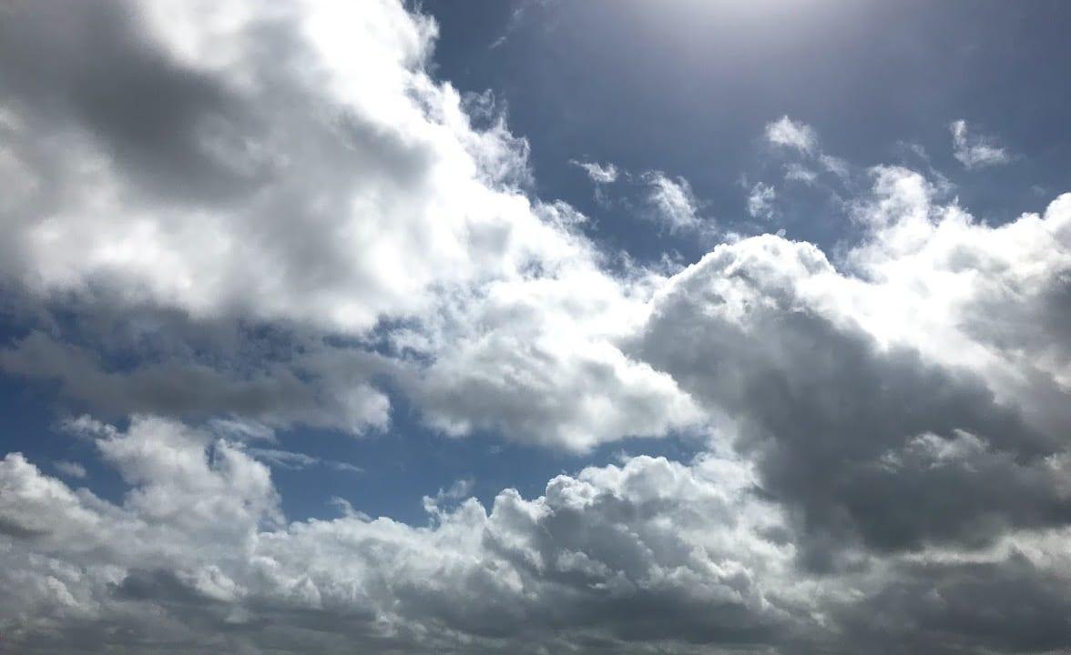 空の様子2