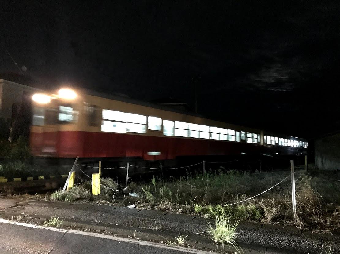 小湊鉄道再開